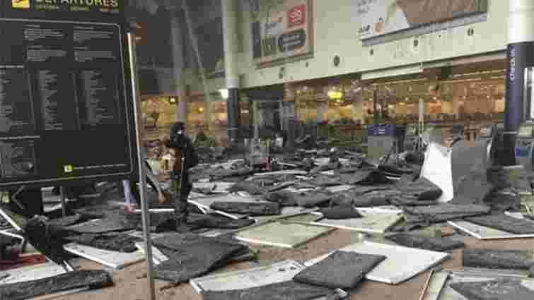 Поліція затримала підозрюваного в організації теракту в аеропорту Брюсселя