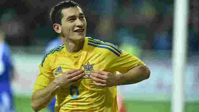 Збірна України обіграла команду Кіпру у товариському матчі
