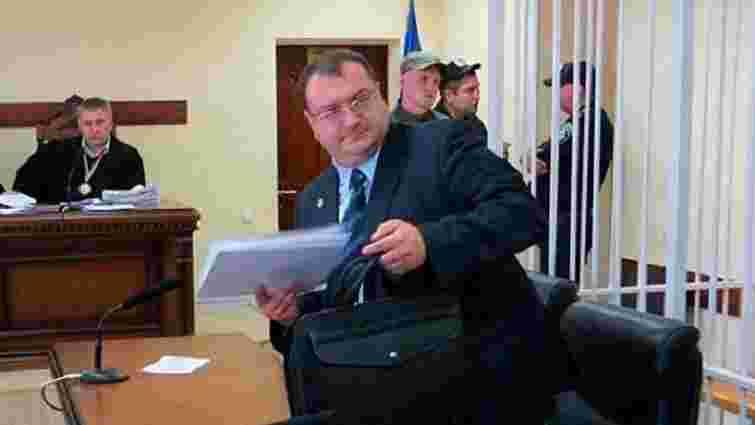Матіос розповів деталі вбивства адвоката Грабовського