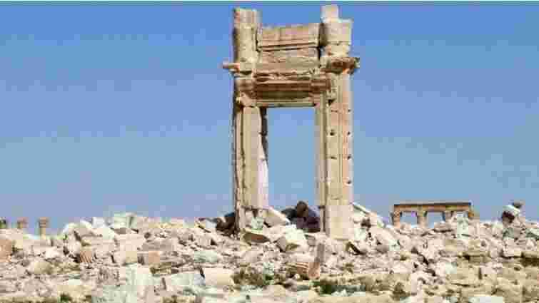 Античну Пальміру відреставрують