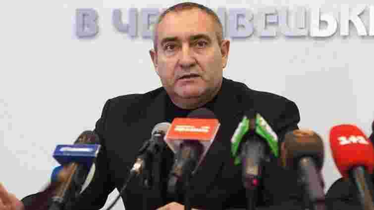 Одного з керівників Нацполіції в Чернівецькій області запідозрили у співпраці з бойовиками «ДНР»