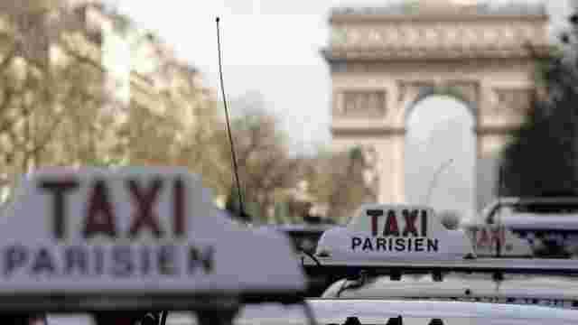 Французькі таксисти погрожують зірвати Євро-2016