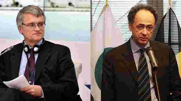 Стали відомі імена претендентів на посаду нового посла ЄС в Україні