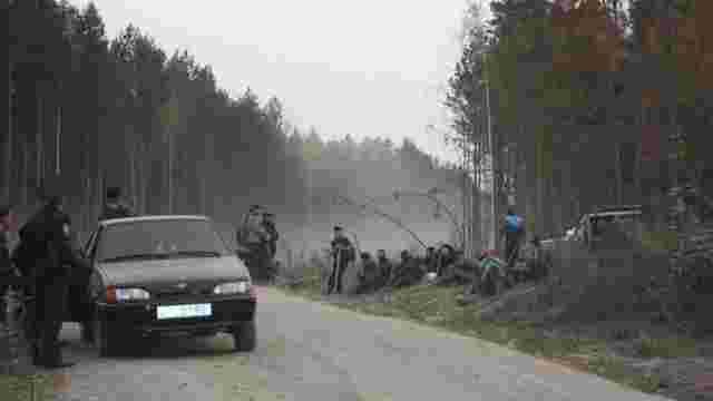 На Рівненщині в район незаконного видобутку бурштину ввели спецпідрозділ «Дніпро-1»