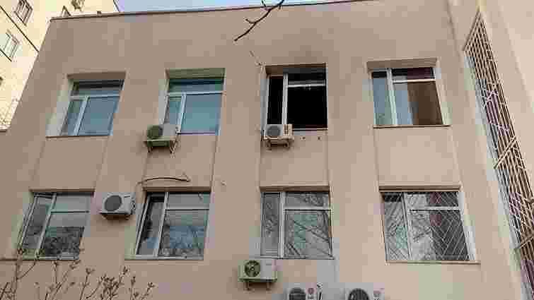 У Києві невідомі підпалили кабінет судді у справі російських ГРУшників