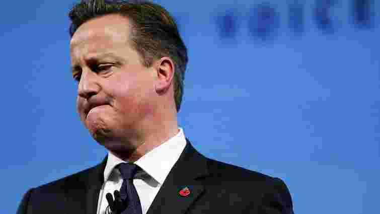 Кемерон заявив про продаж своєї частки в офшорі перед вступом на посаду прем'єра Великобританії
