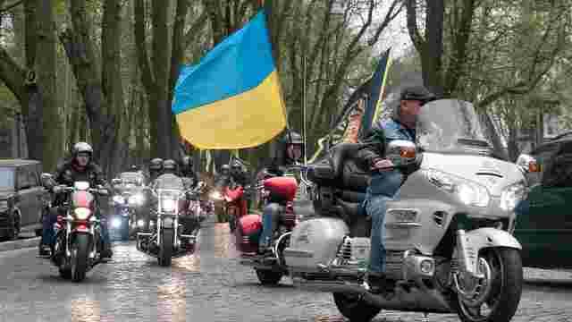 Львівські байкери відкрили мотосезон
