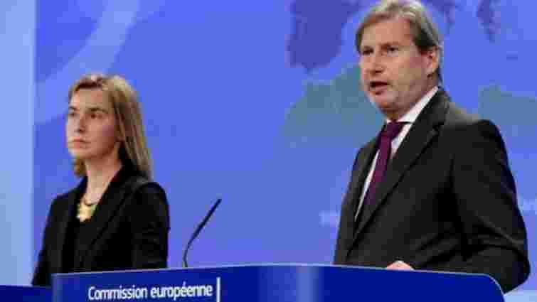 В ЄС відреагували на призначення нового уряду України на чолі з Гройсманом