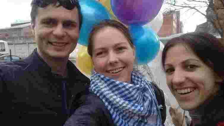 До Надії Савченко впустили сестру