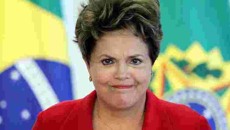 Нижня палата парламенту Бразилії проголосувала за імпічмент президента