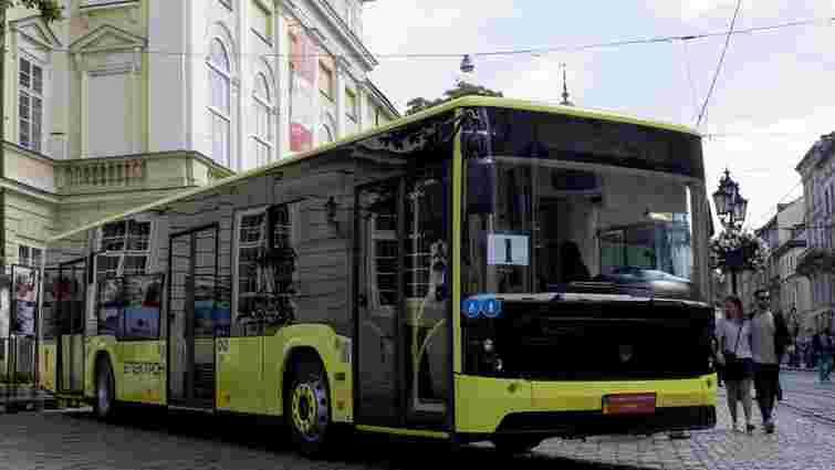 АМКУ скасував тендер львівського АТП-1 на закупівлю 55 низькопідлогових автобусів