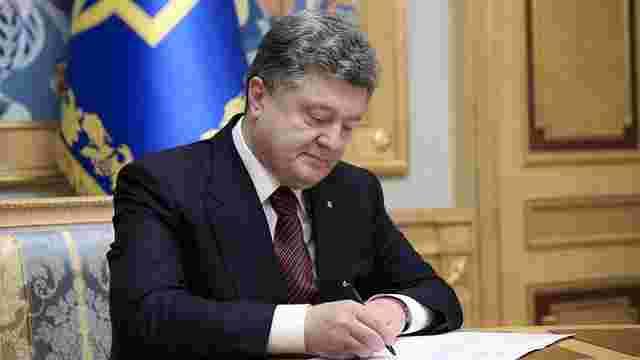 Порошенко підписав закон про заборону російських фільмів