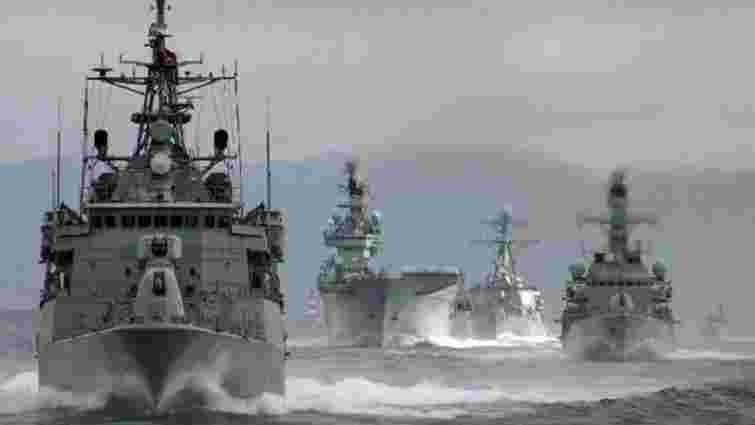 Україна готова приєднатися до Чорноморської флотилії під егідою НАТО, – Порошенко