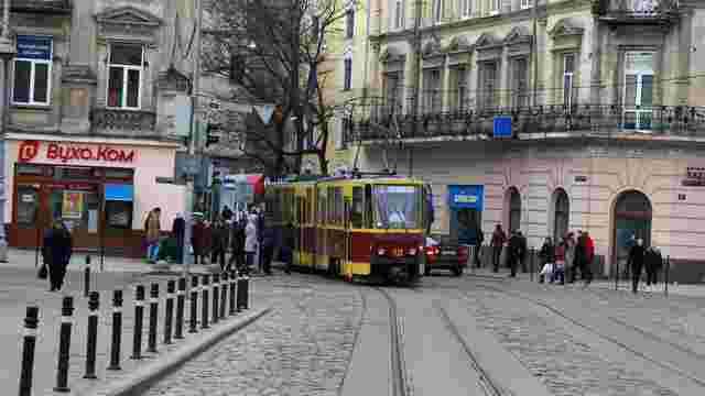 «Львівелектротранс» започаткував акцію для пасажирів трамваїв і тролейбусів