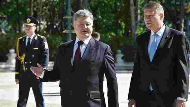 Україна і Румунія можуть створити спільну з Болгарією військову бригаду