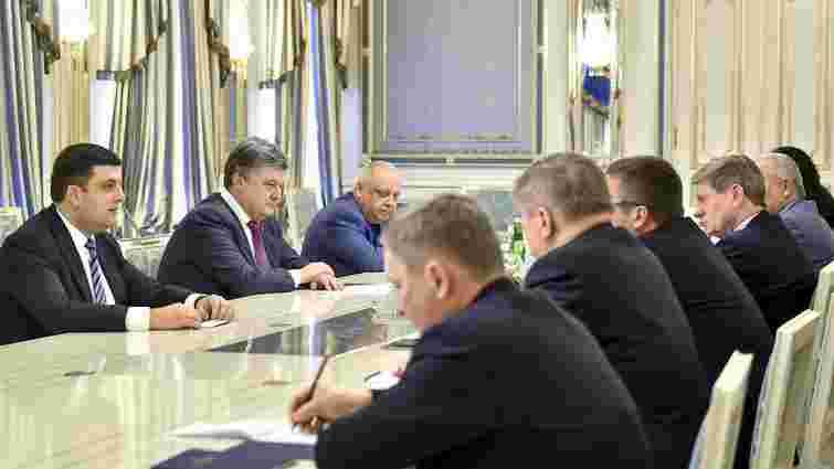 Лєшек Бальцерович став представником Порошенка в уряді