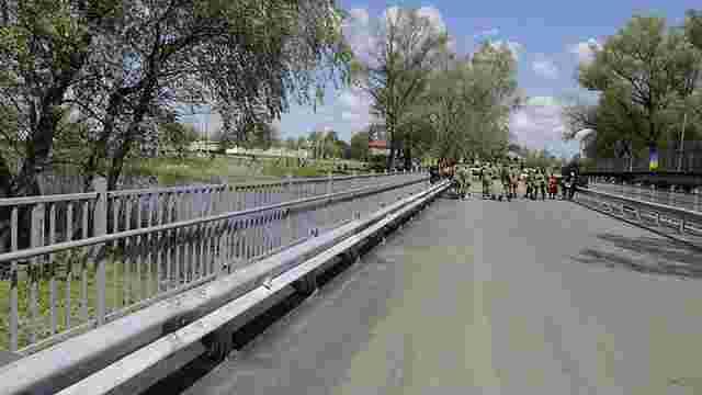 На Луганщині відкрили новий міст вартістю у ₴1 млн