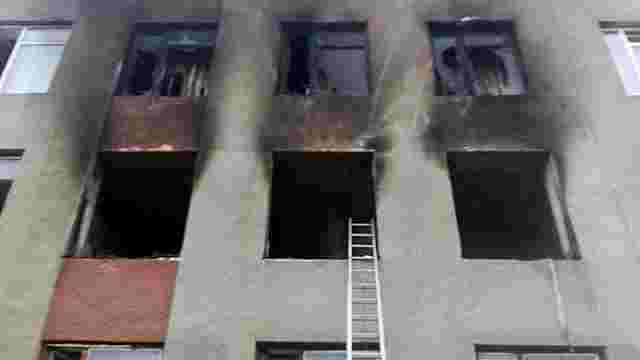 На Закарпатті сталася пожежа у школі