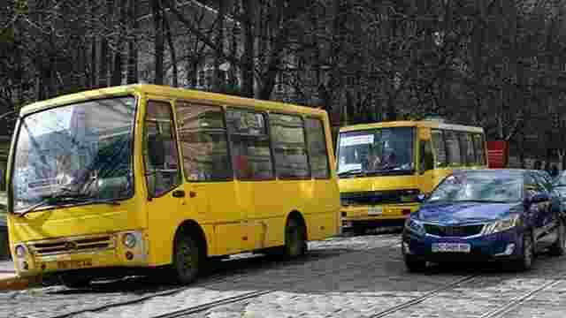 Водій маршрутки у Львові відмовився везти трьох пасажирів