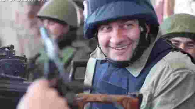 Актору, який стріляв в українських військових, віддали завод у Криму