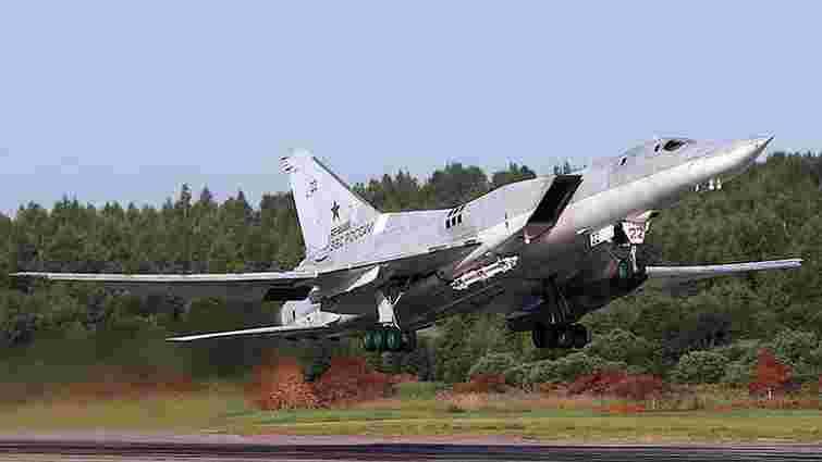 ВВС Росії відпрацювали нанесення ударів по наземних цілях країн НАТО, – розвідка Міноборони