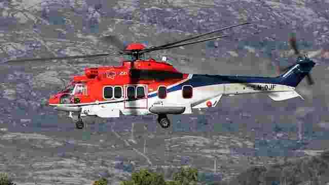 У Норвегії розбився вертоліт з 13 пасажирами