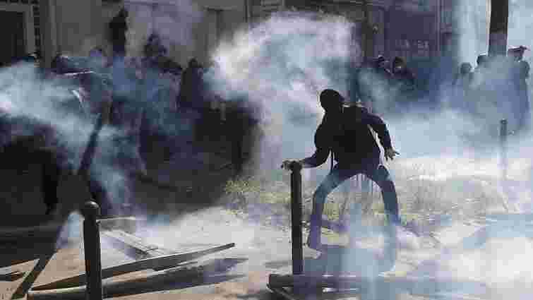 Першотравневий марш у Парижі закінчився сутичками демонстрантів з поліцією
