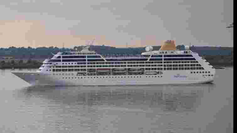 З США на Кубу відправився перший за 50 років круїзний лайнер