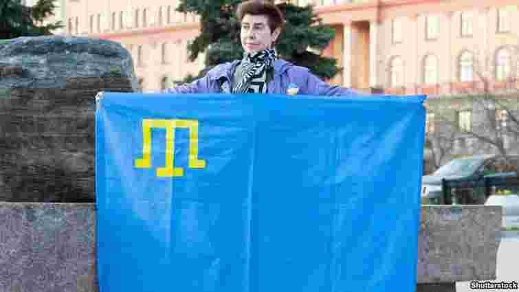 У Москві пройшли одиночні пікети проти заборони Меджлісу