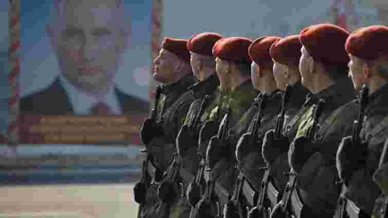 Росія перекидає в Луганськ свою новостворену Нацгвардію