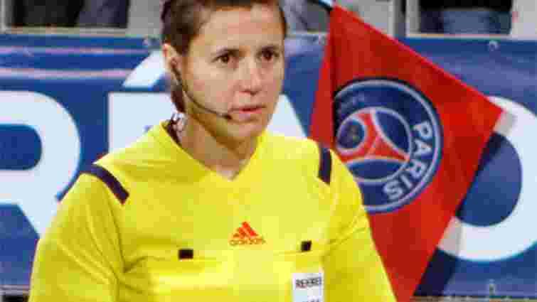 Серед футбольних арбітрів на Олімпіаді у Ріо-де-Жанейро будуть дві українки