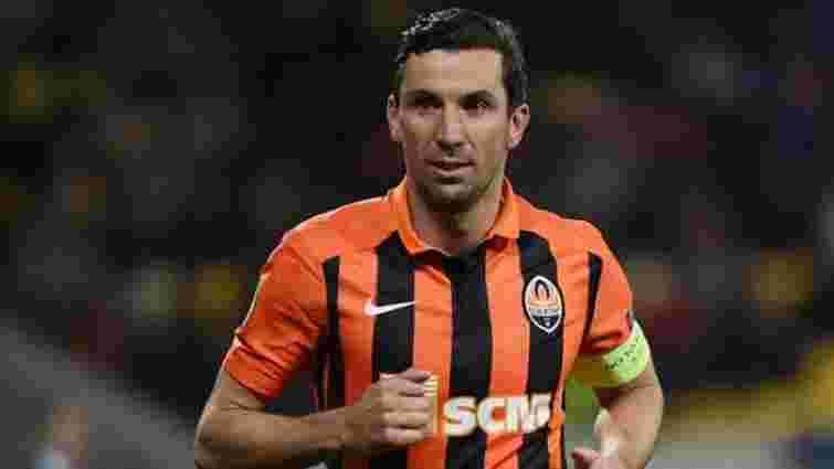 Даріо Срна вибачився перед вболівальниками «Динамо»