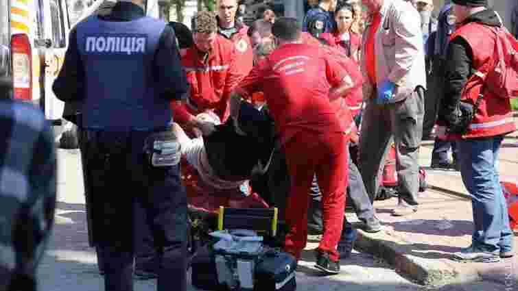 В Одесі біля Куликового поля помер 79-річний чоловік