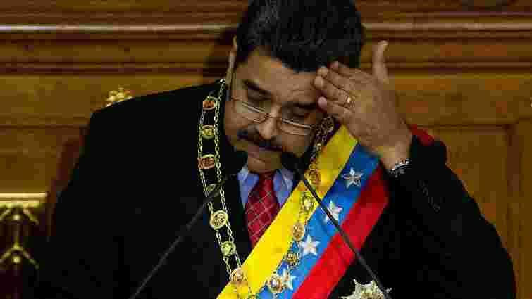 У Венесуелі зібрано підписи для референдуму про відставку президента