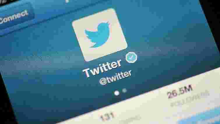 Вартість акцій Twitter впала до рекордного рівня
