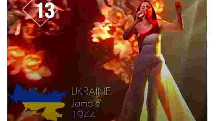 На «Євробаченні» Кубань увійшла до складу Україні