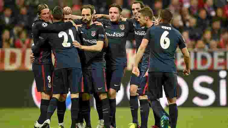 Мадридський «Атлетіко» вийшов у фінал Ліги чемпіонів