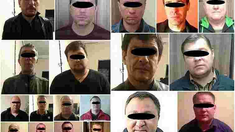 У дніпропетровському готелі затримали 12 кримінальних «авторитетів»