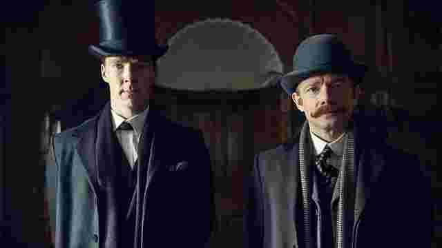 На українському телебаченні новий епізод «Шерлока» покажуть англійською