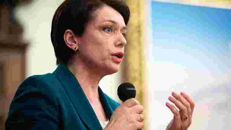 Гриневич розповіла про свою стратегічну реформу освіти