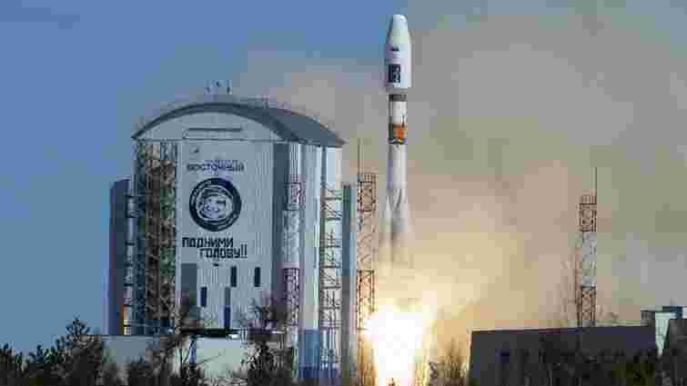 Росія втратила зв'язок з нещодавно запущеним на орбіту супутником