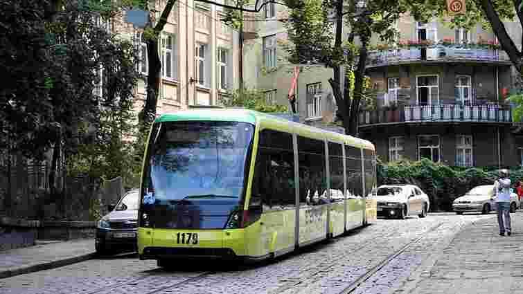 Львівські тролейбуси і трамваї на тиждень відключили від системи GPS
