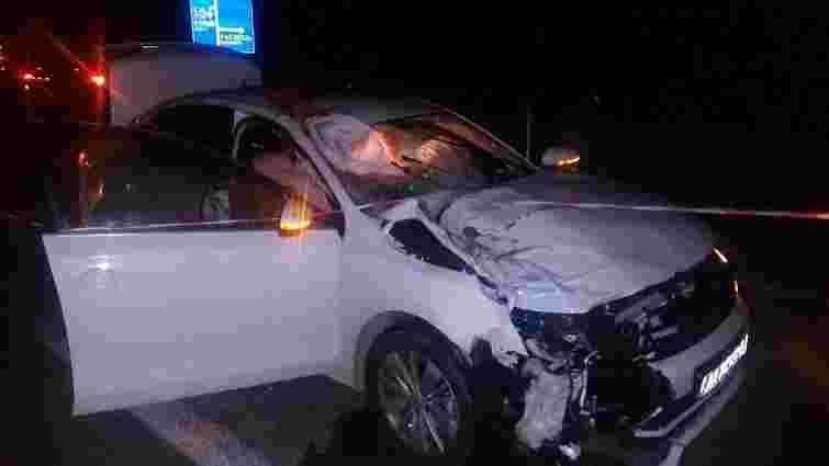 На автодорозі Київ – Чоп водій Volkswagen Jetta збив насмерть пішохода