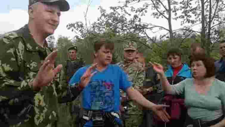 Мешканці волинського села блокують демаркацію кордону з Білоруссю