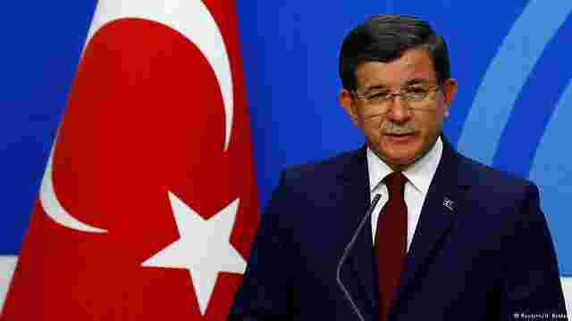 Прем'єр Туреччини Давутоґлу оголосив про відставку