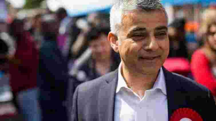 Мером Лондона вперше обрали мусульманина