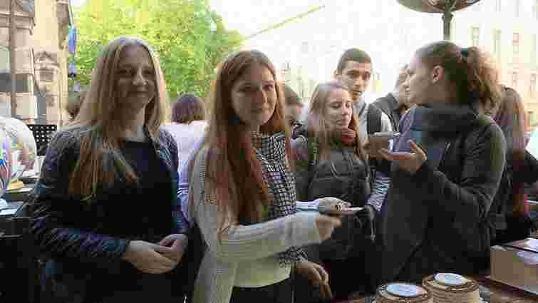 З нагоди Дня міста у Львові відбувся святковий сніданок