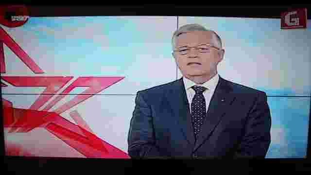 Український телеканал показав відеозвернення лідера забороненої КПУ