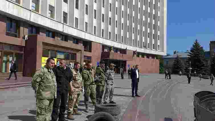 В Івано-Франківську міська влада підписала меморандум з учасниками АТО