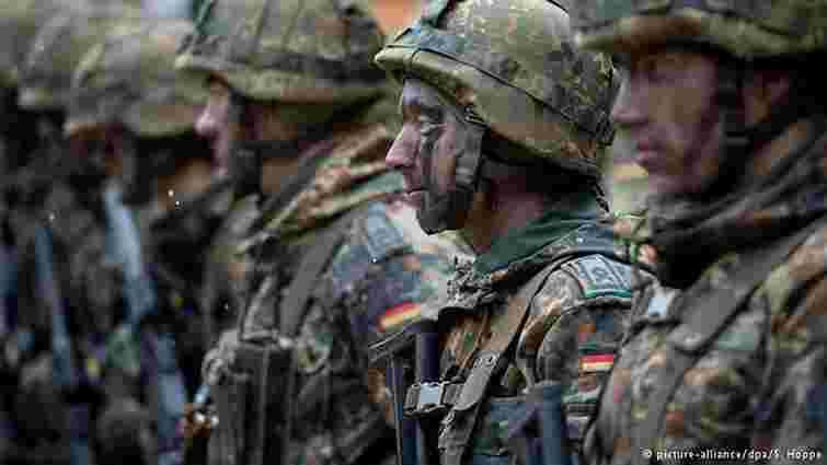Німеччина збільшує чисельність своєї армії через російську агресію в Україні